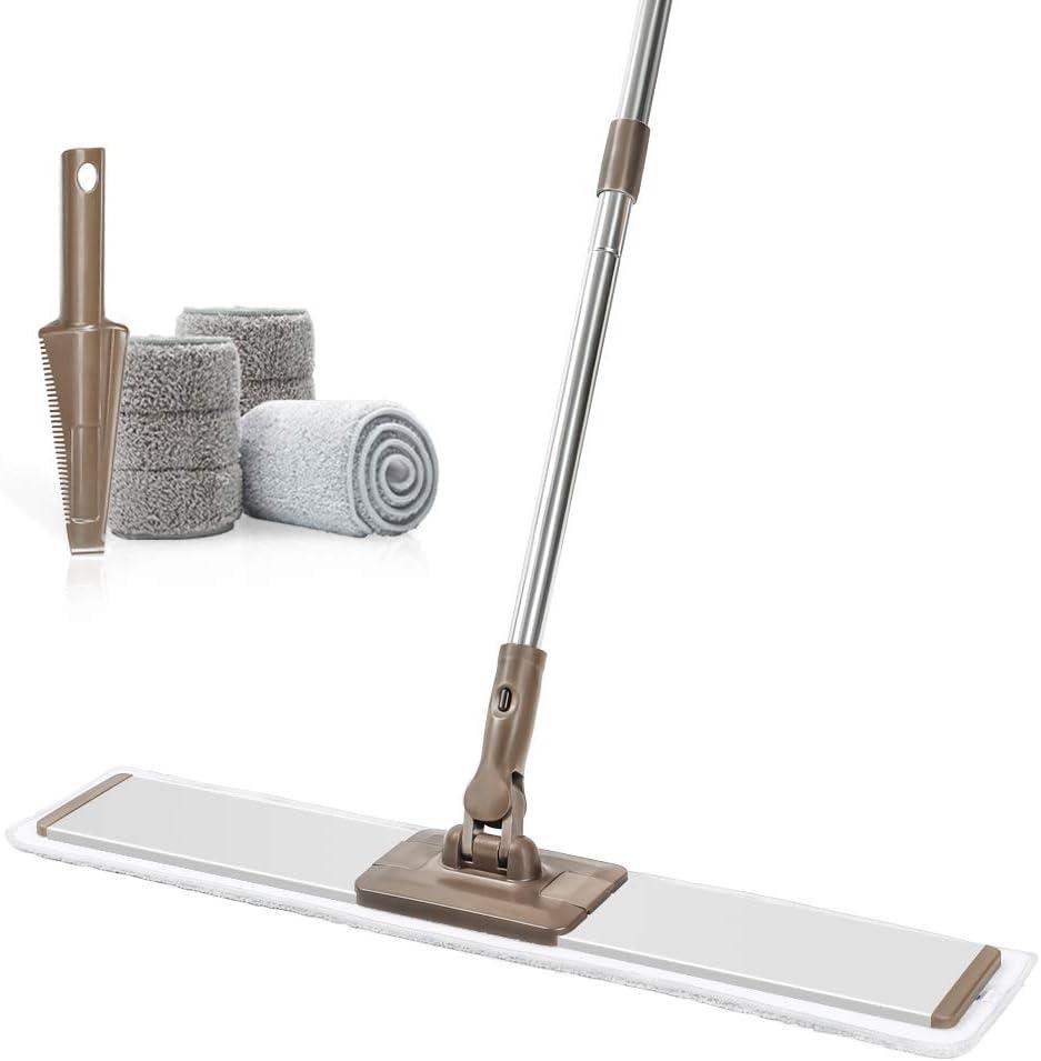 CQT Microfiber Mop Max 62% OFF Floor Over item handling ☆ Cleaning Professional 24
