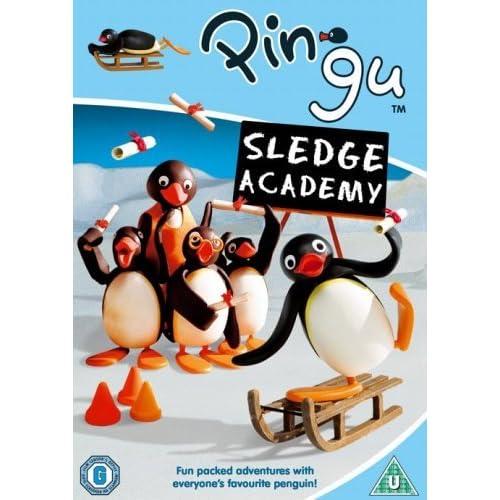 Pingu - Pingu'S Sledge Academy [Edizione: Regno Unito] [Edizione: Regno Unito]