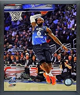 LeBron James Miami Heat 2012 NBA All Star Game Action Photo (Size: 12