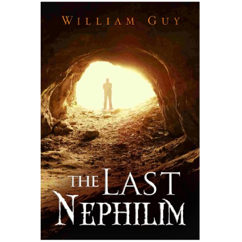 The Last Nephilim audiobook cover art