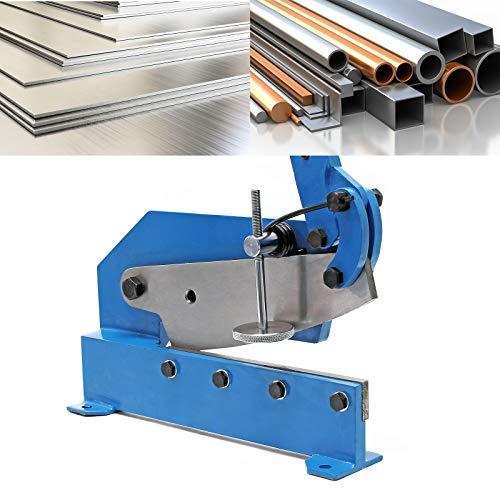 Cizalla palanca manual chapa 300 mm prensa