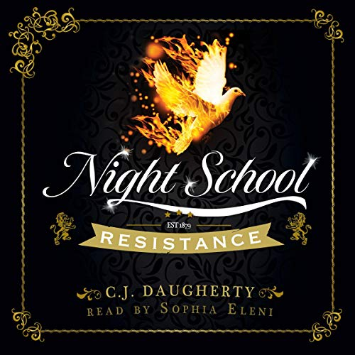 Night School: Resistance cover art