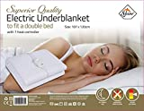 Best Electric Blankets - SHINE Supreme comfort electric heated blanket underblanket, Machine Review