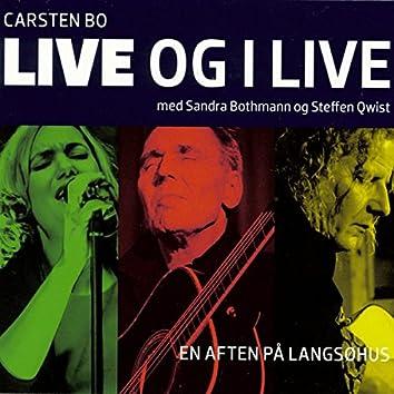 Live og i live - En aften på Langsøhus