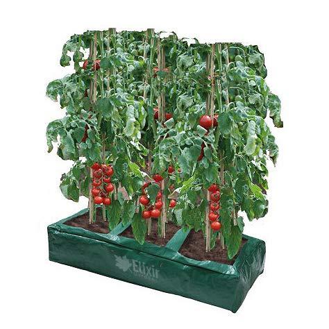 Elixir Garland Reusable Grow Bag Planter Tomato Peas Beans Peppers Potato Vegetables