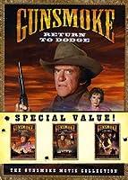 Gunsmoke Movie Collection [DVD] [Import]