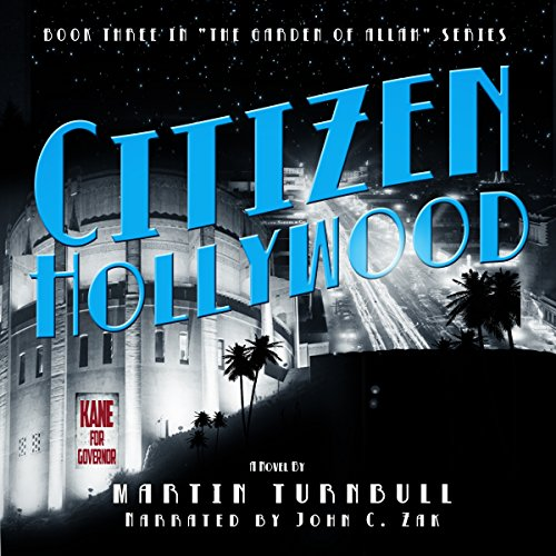 Citizen Hollywood cover art