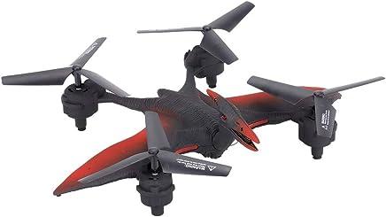 Drone Fq19 Fq777 Dinossauro Vermelho FPV Wifi Controle por Acelerometro