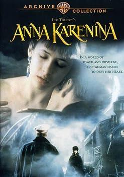 DVD Anna Karenina Book
