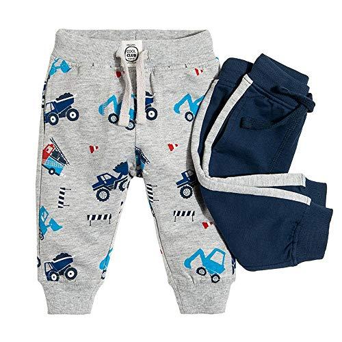 Cool Club Baby Jogginghose 2er-Pack für Jungen (62)