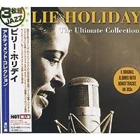アルティメット・コレクション ビリー・ホリデイ 輸入盤 3枚組 BLUES 3CD-002