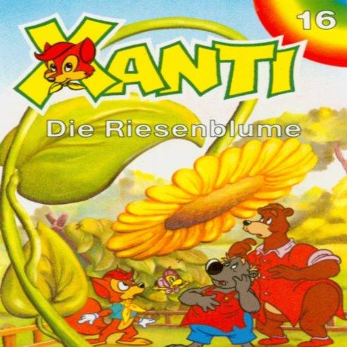 Die Riesenblume (Xanti 16) Titelbild