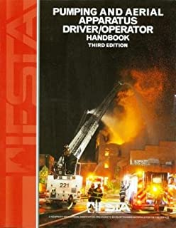 Pumping & Aerial Apparatus 3/e Text & USB software Exam Prep, IFSTA, Fire Protection Publications, 2015