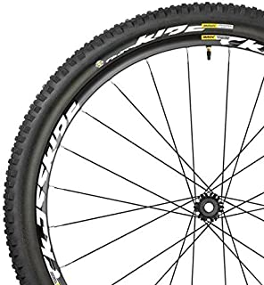 Mavic Crossride Tubeless Quest 27.5in WTS Wheelset Black, 15QR/12x142mm TA by Mavic
