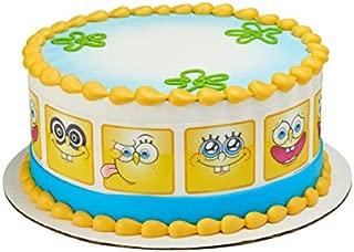 Best spongebob face cake Reviews
