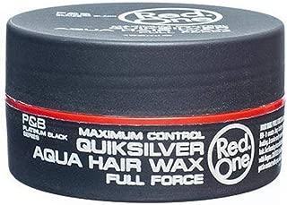 RedOne Aqua Hair Wax, Grey