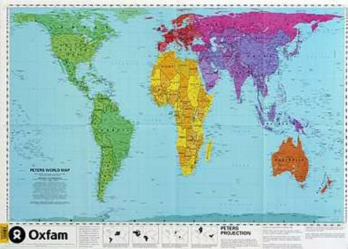 World Map: Peter's Projection