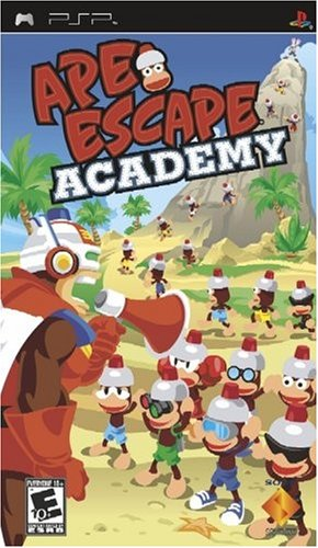 Ape Escape Academy - Sony PSP