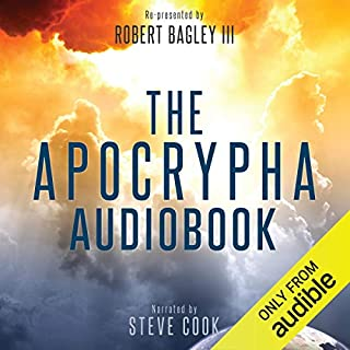The Apocrypha Audiobook audiobook cover art