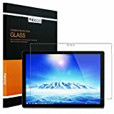 MEGOO Surface 3 Screen Protector,Tempered Glass, Bubble Free, Ultra Clear, Anti-Scratch, Friendly Touching Screen Shield - for Microsoft Surface 3 (10.8Inch)