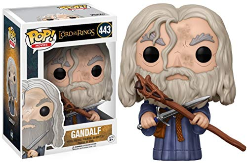 Pop Lord of the Rings Gandalf Vinyl Figure