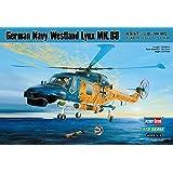 Hobbyboss 1:72 - Germany Navy(bundesmarine) Westland Lynx M