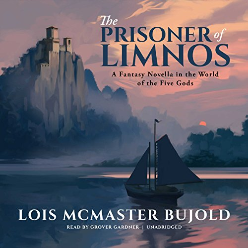 The Prisoner of Limnos audiobook cover art