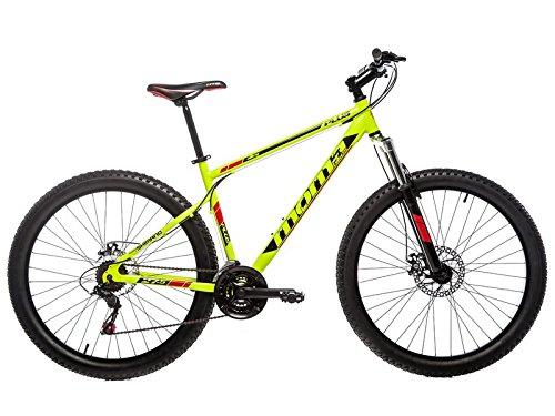 Moma Bikes Plus Trekkingrad, Gelb, M-L