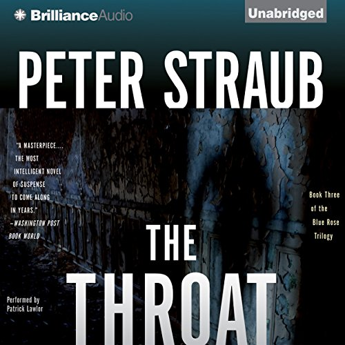 The Throat audiobook cover art