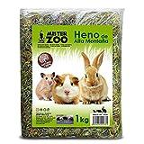 MovilCom - Heno de Alta montaña para Hamster heno Natural para Mascotas...