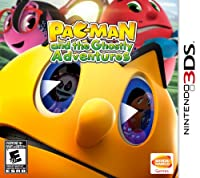 Pac-Man and the Ghostly Adventures Nintendo 3DS (2013) (輸入版)