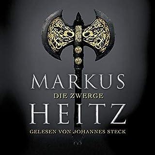 Die Zwerge     Die Zwerge 1              Autor:                                                                                                                                 Markus Heitz                               Sprecher:                                                                                                                                 Johannes Steck                      Spieldauer: 25 Std. und 49 Min.     590 Bewertungen     Gesamt 4,9