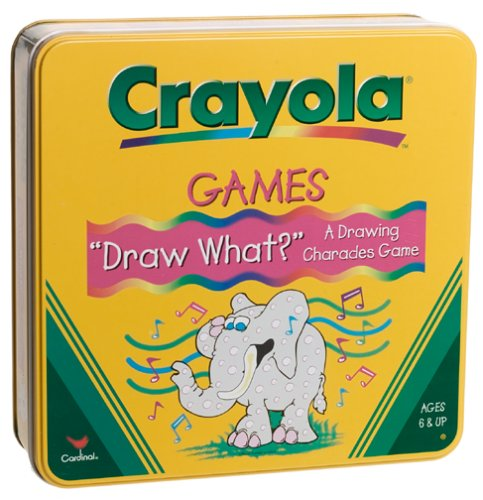 Crayola Games - Draw What? Charades Game