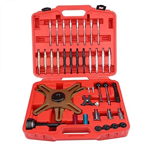 YAOUFBZ 38 Stück Universal SAC Selbsteinstellendes Kupplungsmontagewerkzeug Werkzeug zum Einstellen der Kupplungsausrichtung (stark und robust)