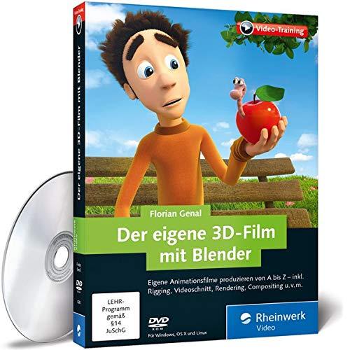 Genal, F: Der eigene 3D-Film mit Blender/DVD-ROM