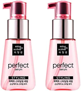 perfect serum styling