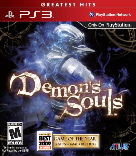 Jogo Demon's Souls - Ps3