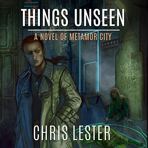 Things Unseen audiobook cover art