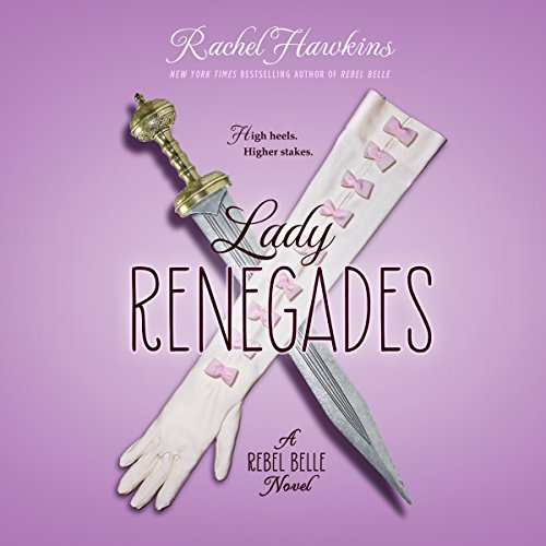 Lady Renegades audiobook cover art