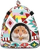 Lit pour Cochon d'Inde, Hamster, Cage à Rat, Cage à Rat, Panier Chaud...