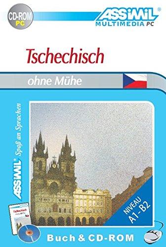 ASSiMiL Selbstlernkurs für Deutsche: Tschechisch ohne Mühe. Multimedia-PC. Lehrbuch + CD-ROM