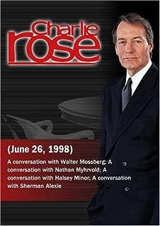 Charlie Rose June 26, 1998