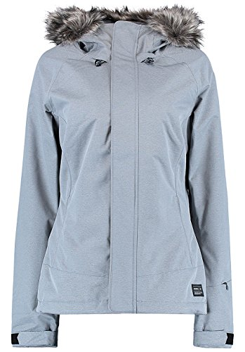 O'NeilL dames PW Curve Jacket ski-jack, black out, XL