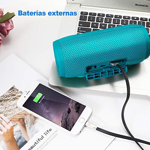 Zealot Altavoces portátiles Bluetooth