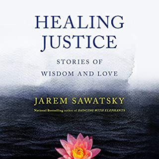 Healing Justice: Stories of Wisdom and Love cover art