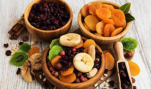 Lendom Seven Star Mixed Ranking Daily bargain sale TOP14 Dried 200gm Fruits Sun Healthy