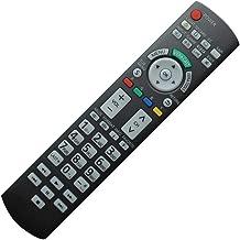 HCDZ Replacement Remote Control for Panasonic TC-P50X5 TC-54PS14 TC-42PX14 Viera LCD LED Plasma HDTV TV