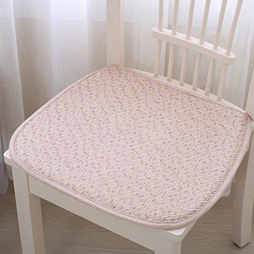 XMZDDZ EIS-pad anti-katapult Ivy Seat demping, vierkante stoel stok pad kussen zitting balkondeur yoga zomer 50x50cm(20x20inch) K