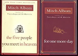 2 Books! 1) For One More Day 2) The Five People You Meet in Heaven