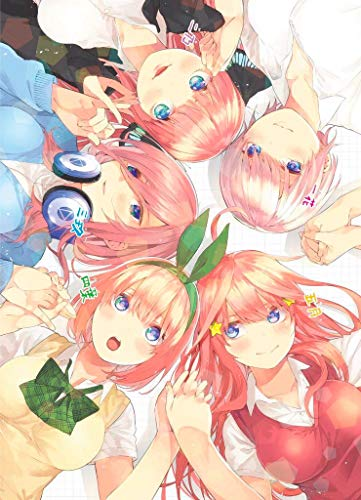 Compare Textbook Prices for The Quintessential Quintuplets Part 1 Manga Box Set The Quintessential Quintuplets Manga Box Set  ISBN 9781646512539 by Haruba, Negi